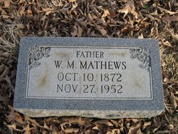 W. M. Mathews