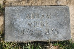 Abram Wiebe