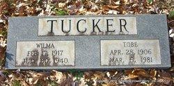 Wilma <I>Harris</I> Tucker