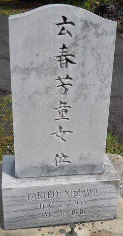 Takiko Suzawa