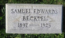 Samuel Edwards Becktel