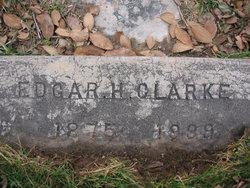 Edgar Henry Clarke