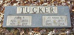 Jo Anna E. <I>Powell</I> Tucker