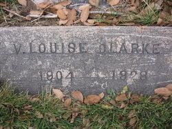 Virginia Louise Clarke