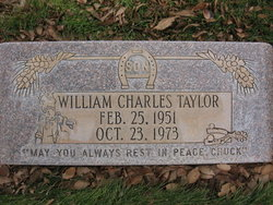"William Charles ""Chuck"" Taylor"