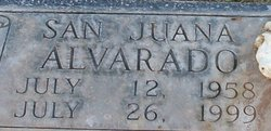 San   Juana Alvarado