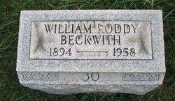 William Roddy Beckwith