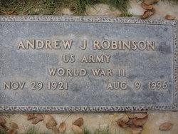 Andrew Jackson Robinson