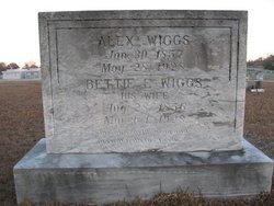 "Alexander ""Alex"" Wiggs"