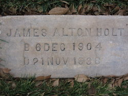 James Alton Holt