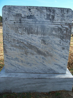 """William Thomas """"W. T."""" Berry"""