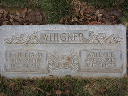 Wallace Whicker