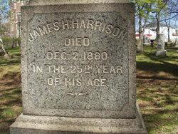 James H Harrison