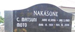 C Matsuni Nakasone