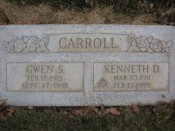 Kenneth Delmus Carroll