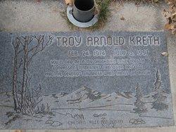 Troy Arnold Kreth