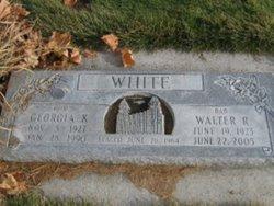 Georgia Kathleen <I>Keisel</I> White