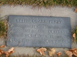 Keith Clark Perry
