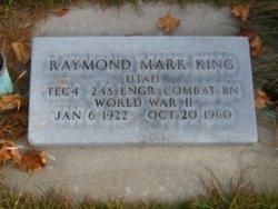 Raymond Mark King
