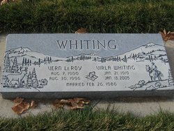 Vern Leroy Whiting