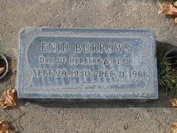 Enid Burrows
