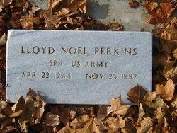 Lloyd Noel Perkins