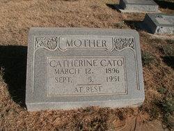 Catherine <I>Binion</I> Cato
