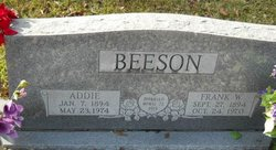 Frank Wilson Beeson