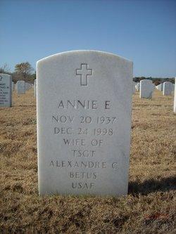 Annie E Betus
