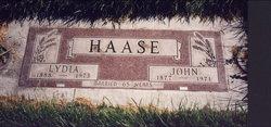 Lydia <I>Janke</I> Haase