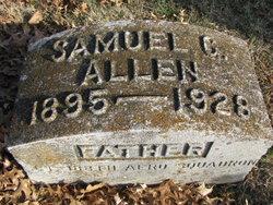 SGT Samuel Grenade Allen