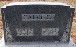 Ruth B. <I>Vandeventer</I> Calvert