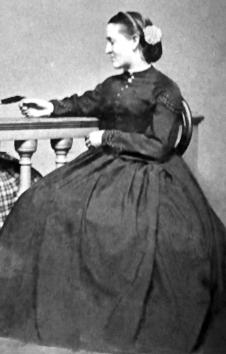 Frances Kellogg <I>Merrill</I> Beckwith