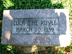 Lula Mae <I>Pennell</I> Ruyle