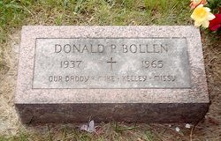 Donald P. Bollen