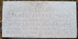 James Alfred Paul