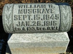 William H Musgrave