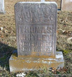 Archie Thomas Whitley