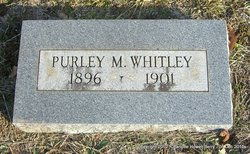 """Pearl M. """"Purley"""" Whitley"""