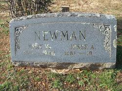 Mary Monzella <I>Bates</I> Newman
