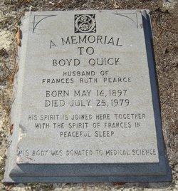 Boyd Quick