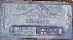 Ernest C English
