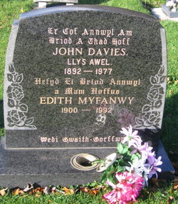 Edith Myfanwy Davies