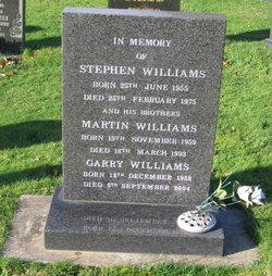 Garry Williams
