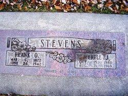 Frank O. Stevens, Sr