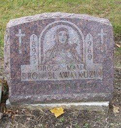 Bronislawa Kuzia