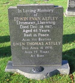 Edwin Evan Astley
