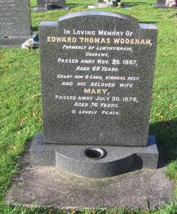 Edward Thomas Woosnam