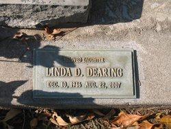 Linda D Dearing