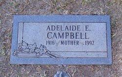 Adelaide E. Campbell